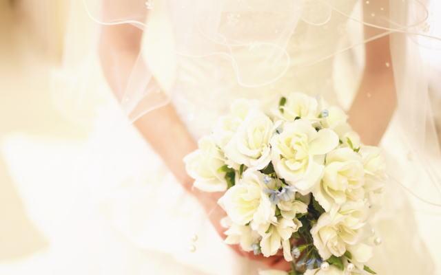 幸せな結婚イメージ画像